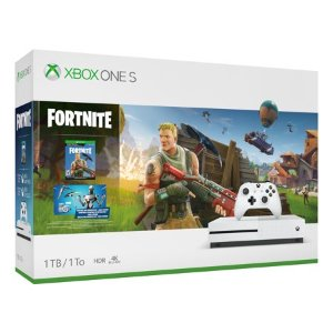 $249 Xbox One S 1TB + 2 Bonus Controllers + GOW4 + VR Headset