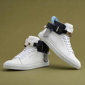 低至4.5折Buscemi 美鞋热卖 收锁头鞋