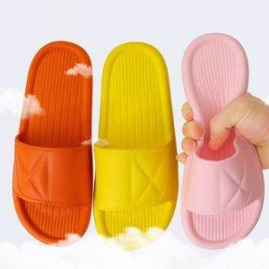 额外8.5折 $3.61收封面款白菜价:PatPat 家居日用小物 2021新趋势 收软底拖鞋
