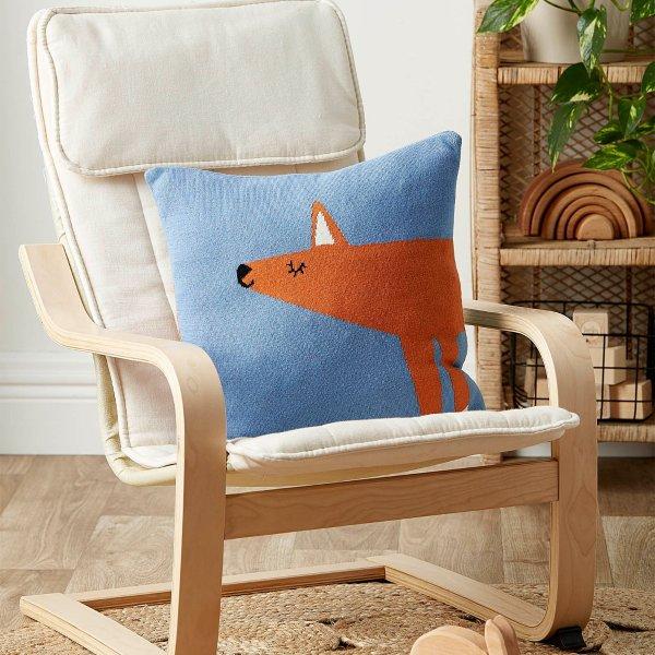 小狐狸抱枕