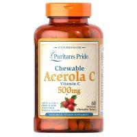 维生素C咀嚼片 500mg 添加多种天然植物