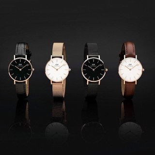 Up to 50% OffBlack Friday Event @ Daniel Wellington