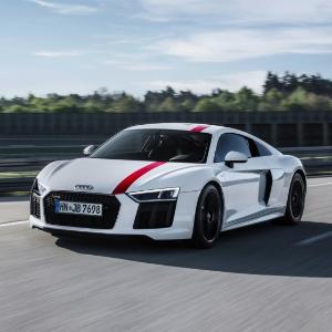 桀骜不驯的浪漫跑车全新 2018 Audi R8 双门跑车