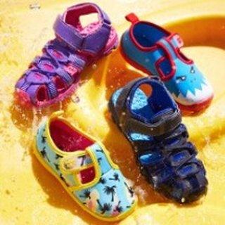 $5.99起Zulily 儿童户外凉鞋水鞋等促销