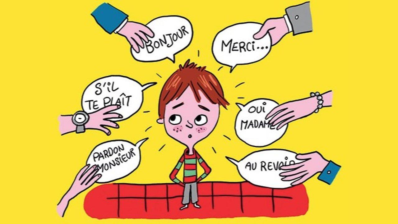 法语礼貌用语大全 | 如何用法语打招呼、道谢和道歉等