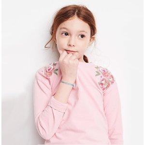 Oshkosh女童、大童套头衫