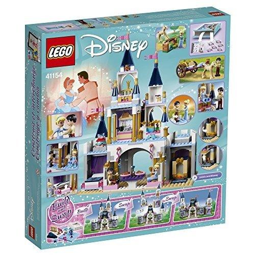 Disney 灰姑娘的梦想城堡 41154