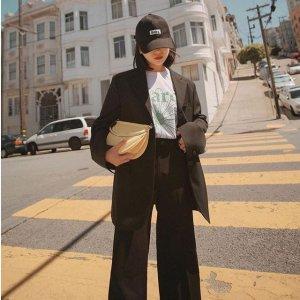 6折起+额外85折 £46收香芋紫短袖W Concept 夏日短袖区限时折上折 分分钟变身韩剧女主