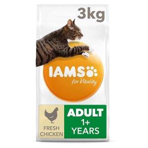 低至5折 大包猫粮仅£8Amazon 猫咪专区 得把主子伺候到位咯