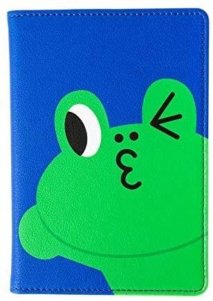 蛙里奥 护照夹