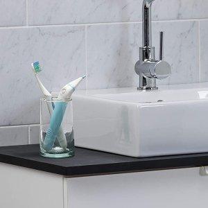 $6.98(原价$8.38)WaterPik FLA-220 便携式 电动牙线棒 线头柔软 方便使用携带