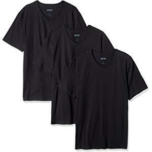 Hugo Boss T恤 3件装 $20.70Rebecca Taylor,Hugo Boss 等多款时尚品牌 好价 促销