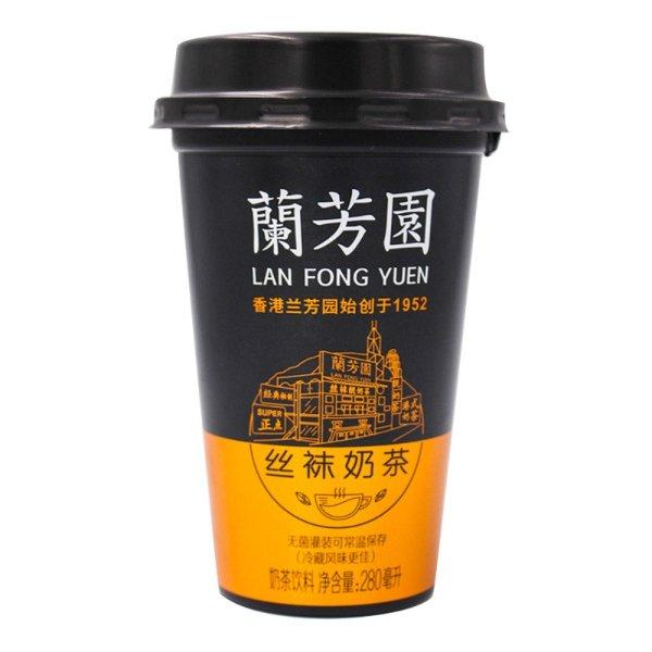 兰芳园 丝袜奶茶 开盖即饮 280ml