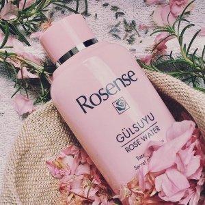 300ml仅€13 湿敷收缩毛孔Rosense 土耳其玫瑰水 100%玫瑰蒸馏水