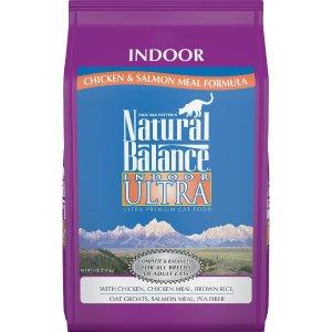 Natural Balance室内猫猫粮 15lb
