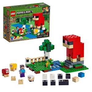 低至6折闪购:LEGO乐高 我的世界系列 全线好价