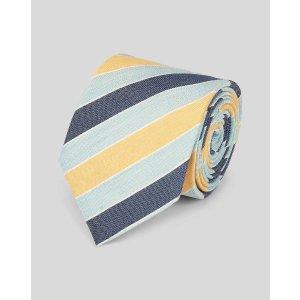 Charles Tyrwhitt真丝领带