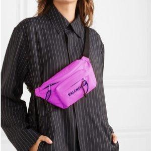 低至5折 大王口袋腰包$296收Net-A-Porter 腰包大促专场 男女皆宜 斜挎更酷