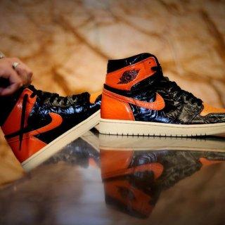 """26日 美东上午10点 $160+包邮Nike官网 Air Jordan 1 """"扣碎""""配色即将发售"""