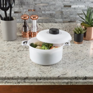 Chef Buddy Kitchen Microwave Pressure Cooker