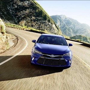 Demands respect at every corner2017 Toyota Camry