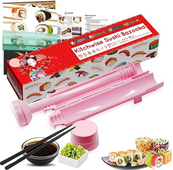 寿司制作工具 粉色