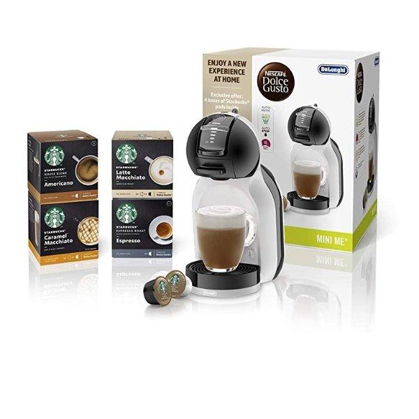 Nescafe Dolce Gusto 迷你胶囊咖啡机