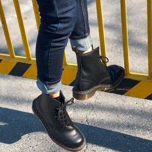 低至7折 好价入经典8孔Dr.Martens 马丁靴热卖 永不过时的潮流单品