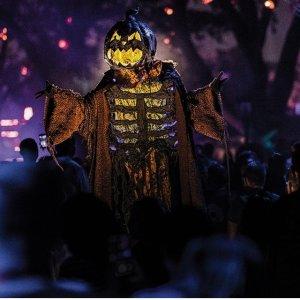 低至4折 $53起奥兰多环球影城 万圣节恐怖之夜主题活动