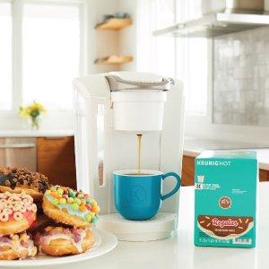 限时好价$18.60 一粒仅$0.46Keurig 综合口味咖啡 k-cup 套装 6家品牌 10种口味 一享口福