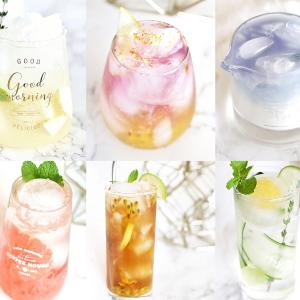 【第106期原创之星】5分钟自制饮品 | 教你做11种超高颜值的苏打水迎接夏天