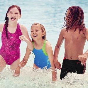 幼童泳衣平均低至$6Speedo 清仓区儿童游泳单品特卖 低至4折 + 买一送一
