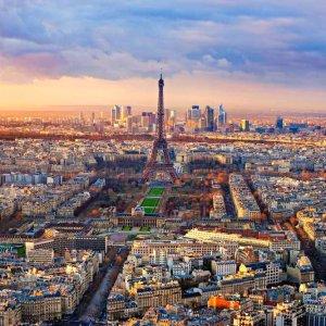 往返$328起纽约飞往法国巴黎往返机票