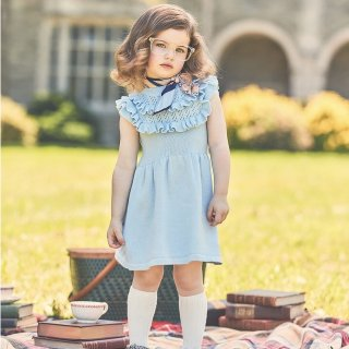 低至3折+包邮 连衣裙额外8折即将截止:Janie And Jack 促销区童装好价继续 秋季新款复古学院风情