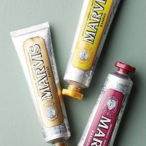 Up to 55% Off + Extra 15% OffMarvis Toothpaste Sale @ unineed.com