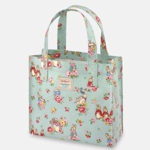 8折 彼得兔购物袋仅£9Cath Kidston官网 彼得兔专场闪促 超萌托特包、水壶、睡衣都有