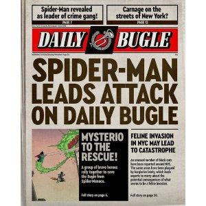 售价€299.99 最大单体建筑LEGO 76178 号角日报社来啦!漫威超级英雄蜘蛛侠系列