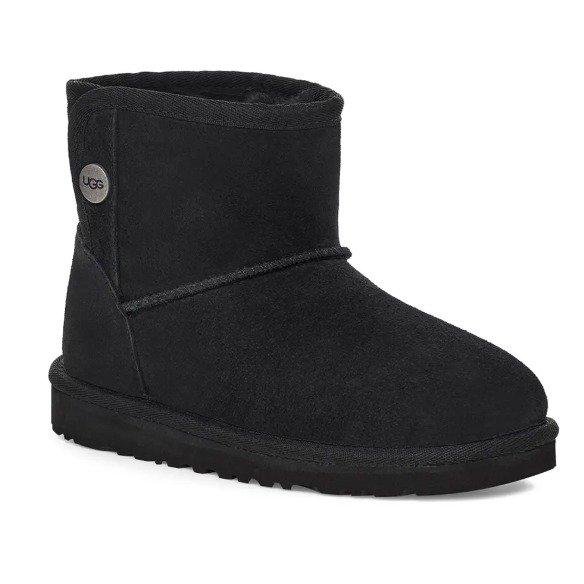 儿童低帮雪地靴