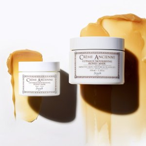 $79+送娇韵诗自选中样上新:Fresh 古源滋养蜂蜜面膜 软化肌肤 修护保湿