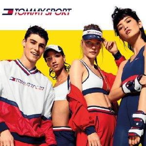 6.5折 直邮中澳,收全新sport系列闪购:Tommy Hilfiger 新款潮服 仅24小时,持平黑五力度