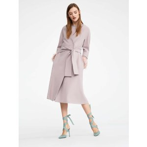 Max MaraCady duster coat, powder -
