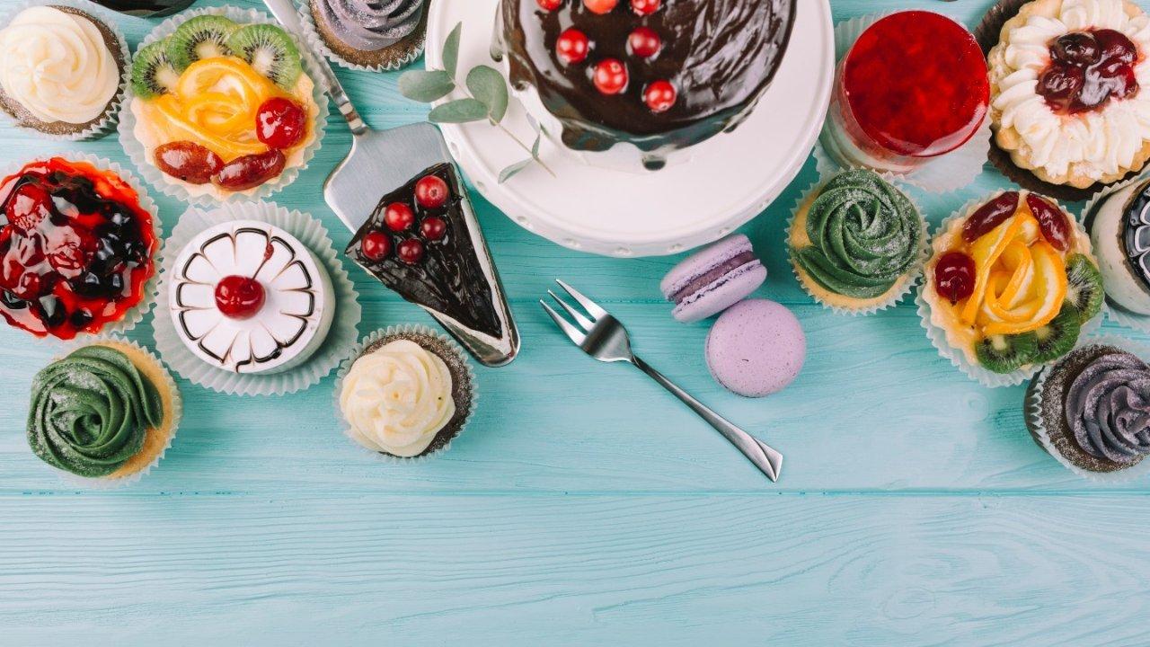夏日高颜值甜品 | 这10道简单美味的甜品,为你的夏天加点甜,解闷又解馋