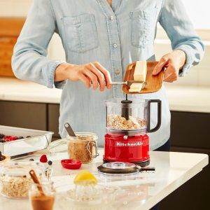 KitchenAid 3.5杯食物切碎机