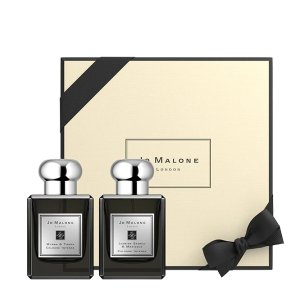 Jo Malone含茉莉花&金盏花馥郁香水礼盒50mlx2