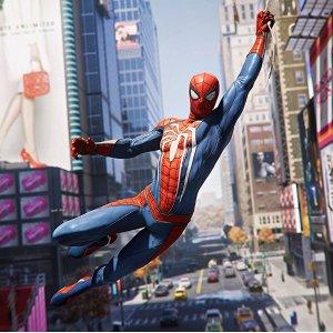 售价£429.79,PS4独占大作上新:PlayStation 4 Pro 1TB 蜘蛛侠 限量同捆版