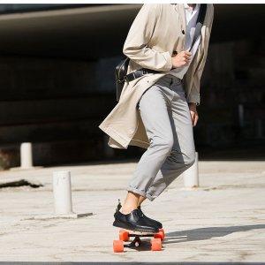 ECCO运动商务两用,满$200减$40ST.1 Hybrid Lite 皮鞋