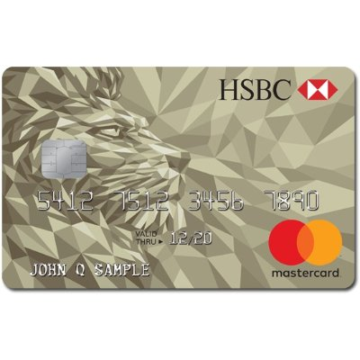 0% Intro APR on purchases and balance transfers for the first 18 monthsHSBC Gold Mastercard® credit card