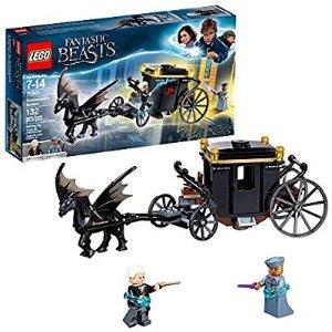 $11.99 (原价$19.99)LEGO 哈利波特系列 Grindelwald的大逃亡 75951  (132块)