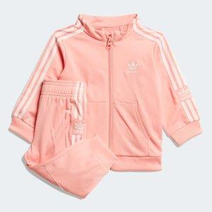 Adidas儿童运动套装