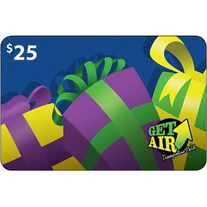 Get Air Trampoline Park $50 Gift Cards - 2/$25 - Sam's Club